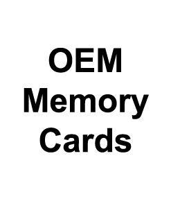 OEM Memory Card
