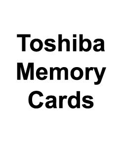 Toshiba Memory Card