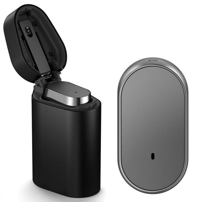 sony ear bluetooth headset suntechk. Black Bedroom Furniture Sets. Home Design Ideas