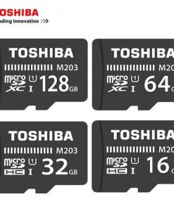 Toshiba-tf-card-M203-micro-SD-flash-memory-card-UHS-I-16GB-32GB-64GB-128GB-U1