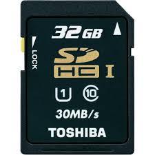 TOSHIBA 32G images